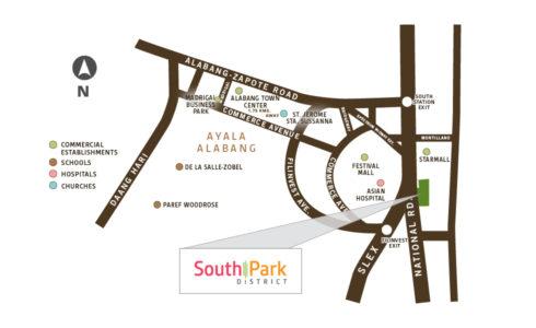 Altura Location Map