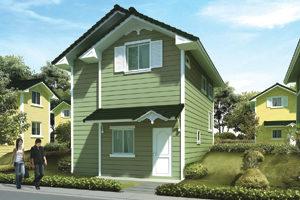Arden Basic/Standard Floor Area: 98 sq.m. Minimum Lot Area: 145 sq.m.