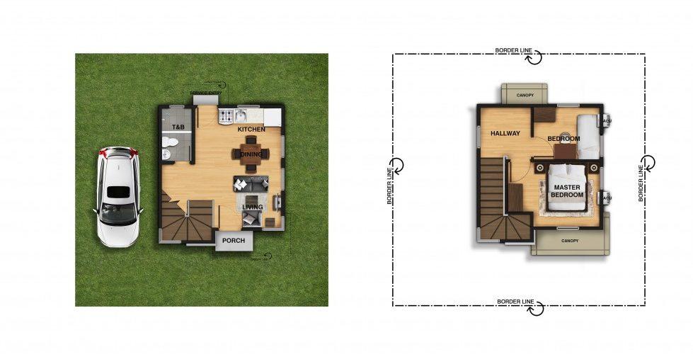 Celine Floorplan
