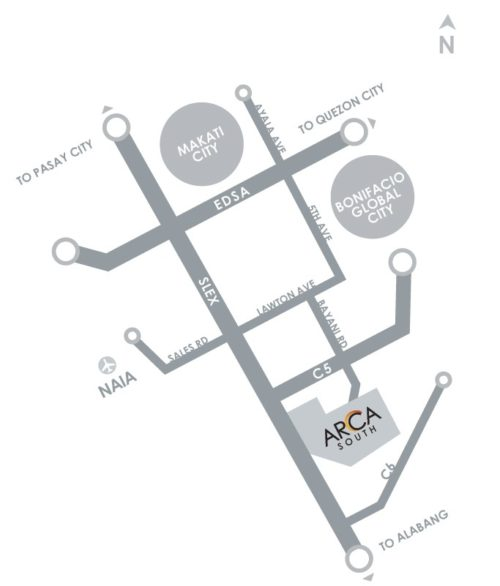 Location Map | Arbor Lanes
