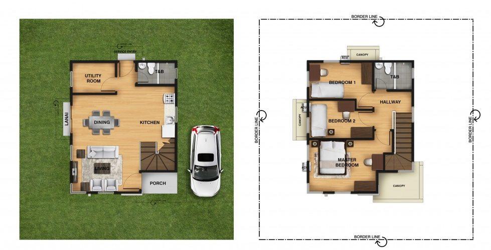 Trista Floorplan