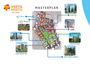 Vertis North Masterplan