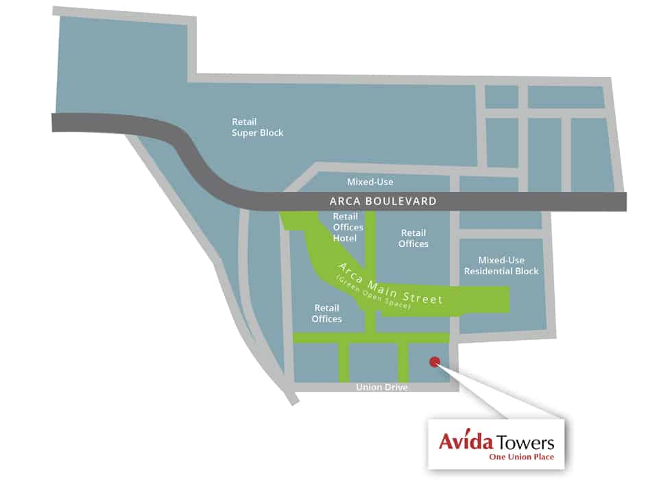 Avida Towers One Union Place AyalaLand Communities