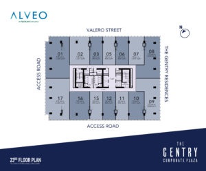 the-gentry-corporate-plaza---23rd-floor-plan_35297819096_o